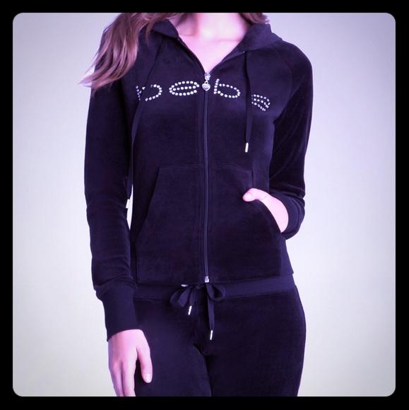 3a7e5b27cc9 bebe Other | Gorgeous Velour Track Suit | Poshmark